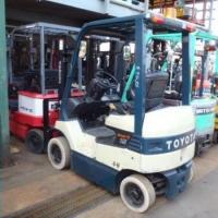 Электропогрузчик Toyota 7FB15 -FV3.0
